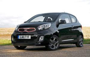 Kia Picanto 3-door on sale September priced from £7,795