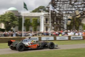Dates announced for 2009 Goodwood Festival of Speed and Goodwood Revival
