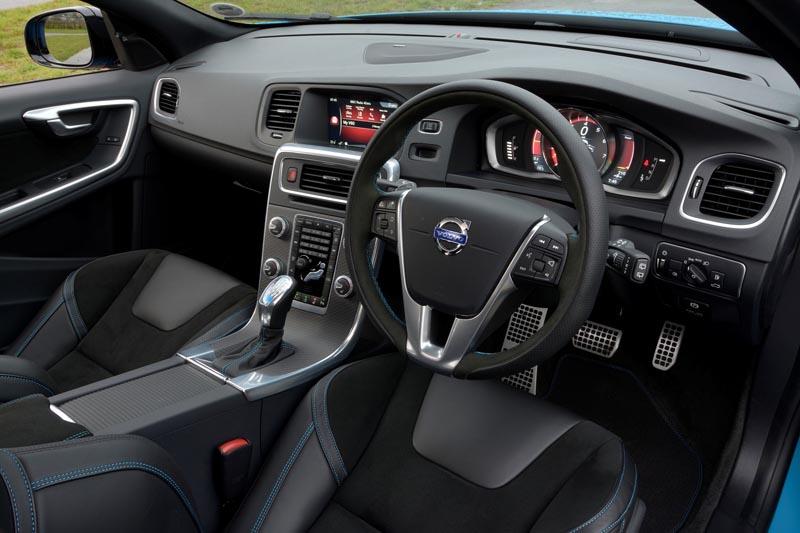 2015 Volvo V60 Polestar Review Testdriven