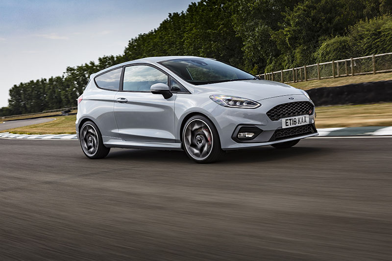 New Ford Fiesta ST Review | TestDriven