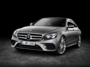 2017 Mercedes-Benz E-Class unveiled