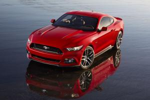 2015 Ford Mustang coming to Europe