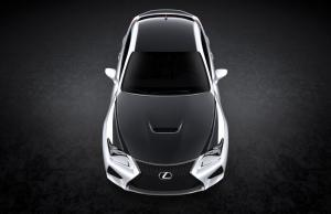 Lexus RC F Carbon-fibre package