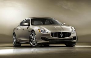 2013 Maserati Quattroporte first official photos revealed ahead of Detroit show debut