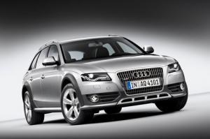 The new Audi A4 allroad quattro