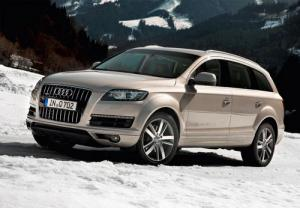 2011 Audi Q7 gets new engines plus eight speed transmission