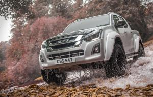 2018 Isuzu D-Max Arctic Trucks AT35 Review