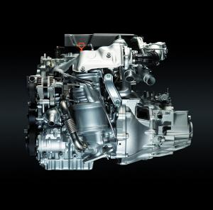 New Honda 1.6-litre i-DTEC diesel engine