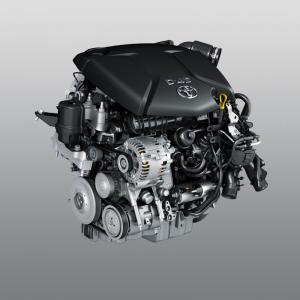 BMW-sourced 1.6-litre D-4D engine