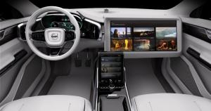 Volvo and Ericsson developing media streaming networks