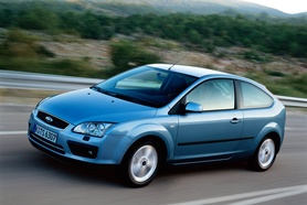 UK specs and prices for 2005 Ford Focus