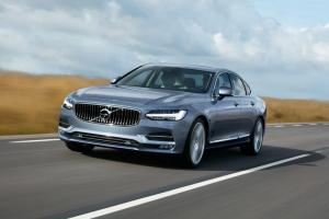 2017 Volvo S90 Revealed