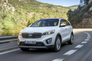 New Kia Sorento on sale now priced from £28,795
