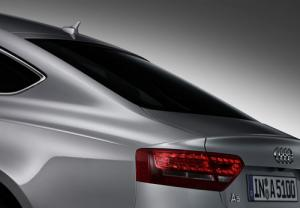 The new Audi A5 Sportback arrives in October
