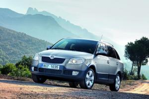New Skoda Fabia Scout Launched in the UK