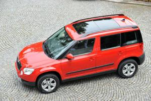 Skoda Yeti pricing and specifications announced