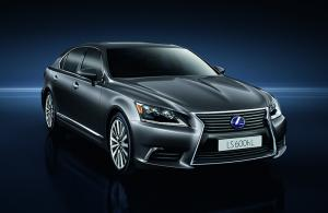 Prices announced for 2013 Lexus LS saloon, set to start from £71,995