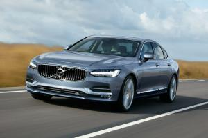 Volvo S90, V90 available to order now priced from £32,555