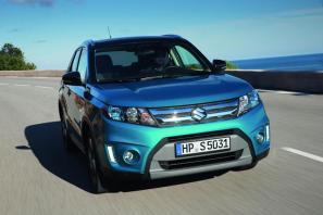 New Suzuki Vitara to be priced from £13,999