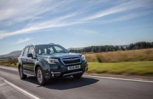 Subaru Forester Review