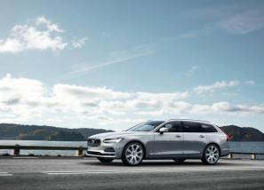 2017 Volvo V90 revealed