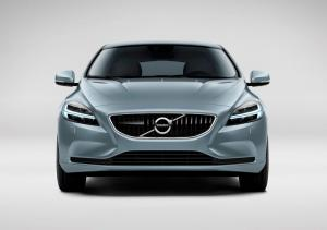 New face for 2017 Volvo V40