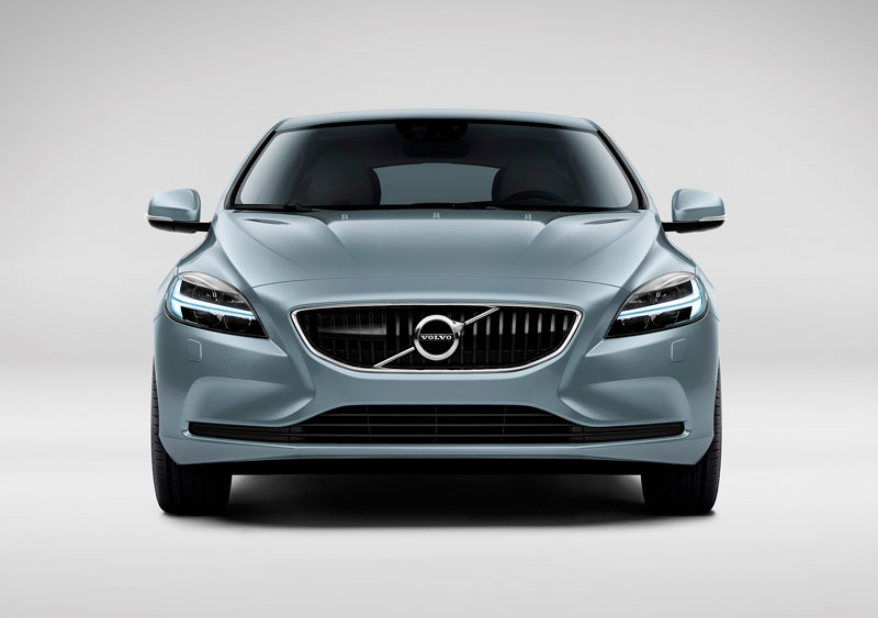 New Face For 2017 Volvo V40 News Testdriven
