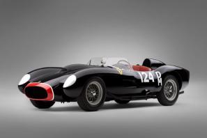 1957 Ferrari 250 Testa Rossa sells for €9million at auction