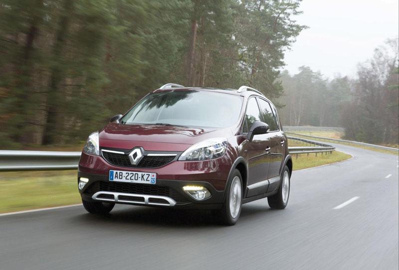 New Renault Scenic XMod