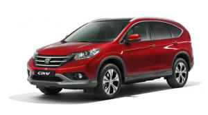 New Honda CR-V SUV due to arrive in UK in October