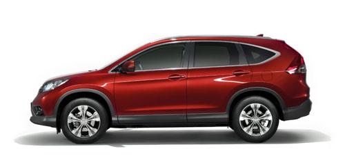 New Honda CR-V SUV due to arrive in UK in October