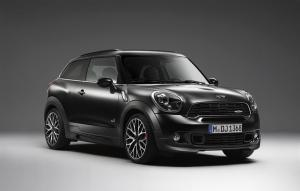 Mini Countryman, Paceman available in new Frozen Black Metallic