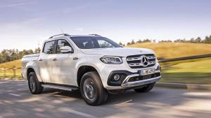 Mercedes-Benz X-Class V6 350d priced from £46,020
