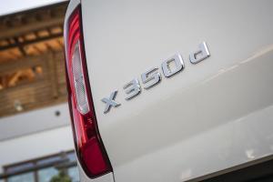 Mercedes-Benz X-Class V6 350d