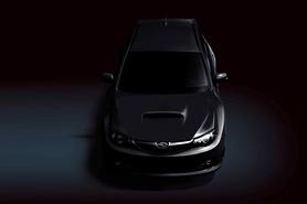 Subaru Impreza WRX STi teaser photo