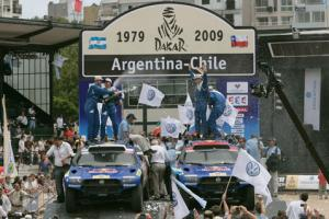 Volkswagen claims Dakar Rally 1-2 victory