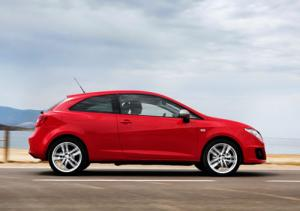 The new SEAT Ibiza FR TDI