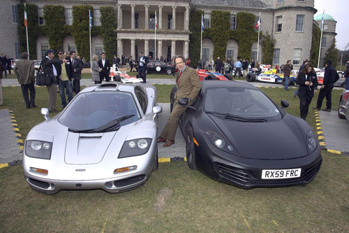 Goodwood launches dedicated Manufacturer Preview Day - the Moving Motor Show