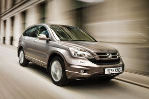 2010 Honda CR-V gets revised diesel with auto option
