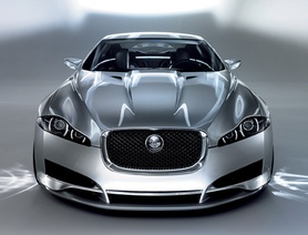 Jaguar C-XF concept hints at look of 2008 Jaguar XF S-Type replacement