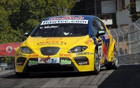 Seat achieves World's first diesel WTCC entry