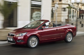 2008 Ford Focus CC Coupe Cabriolet official pictures