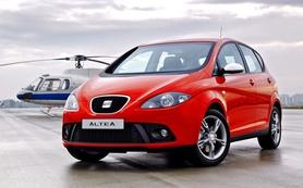 World debut for hot SEAT Altea FR
