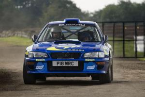 Celebrate 20 years of the Subaru Impreza at Prodrive
