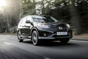 Honda CR-V Black and White Editions