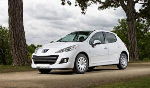 Peugeot 207 Economique with CO2 emissions of just 99g/km