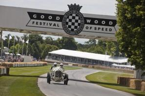 Dates announced for 2015 Goodwood Festival of Speed, Revival