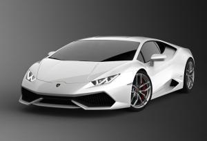 Lamborghini Huracán officially unveiled