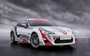 Toyota GT86 Cup ready for action