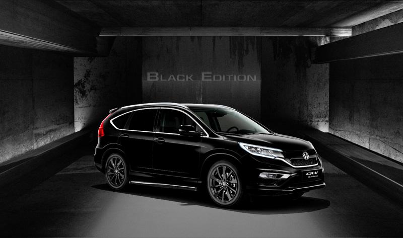 Honda Civic Limited Edition, CR-V Black Edition | News | TestDriven